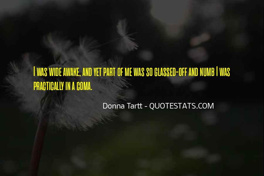 I'm Numb Quotes #144447
