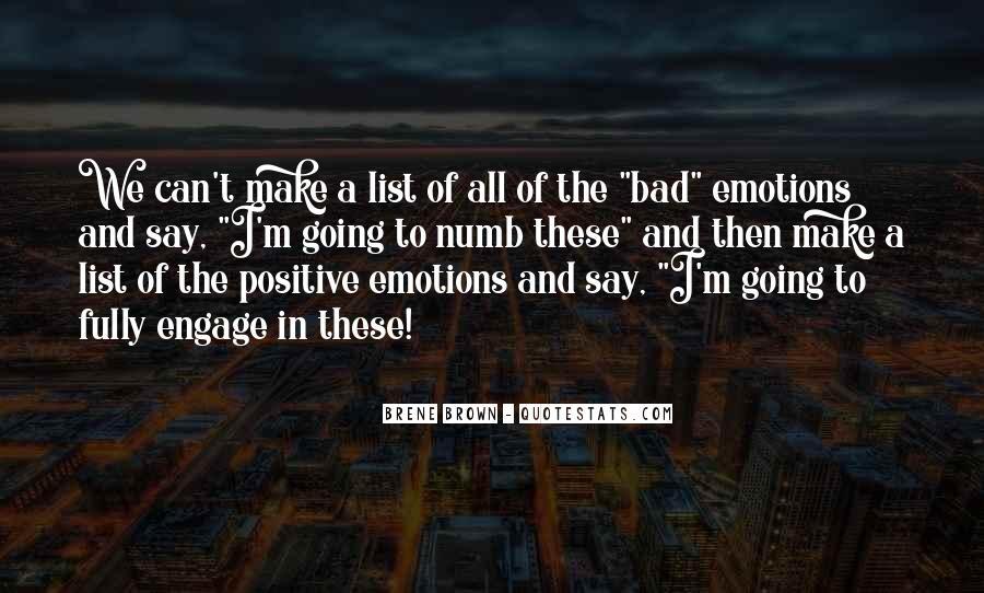 I'm Numb Quotes #1540532