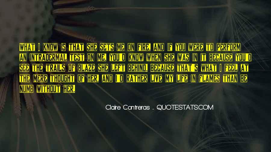 I'm Numb Quotes #193369