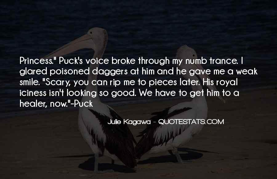 I'm Numb Quotes #204000