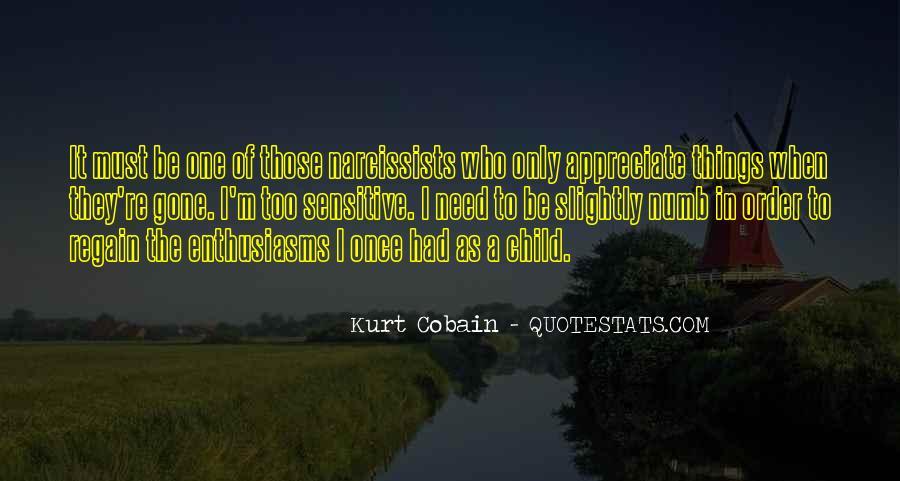 I'm Numb Quotes #287627