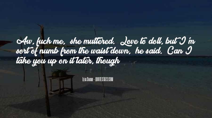 I'm Numb Quotes #301610