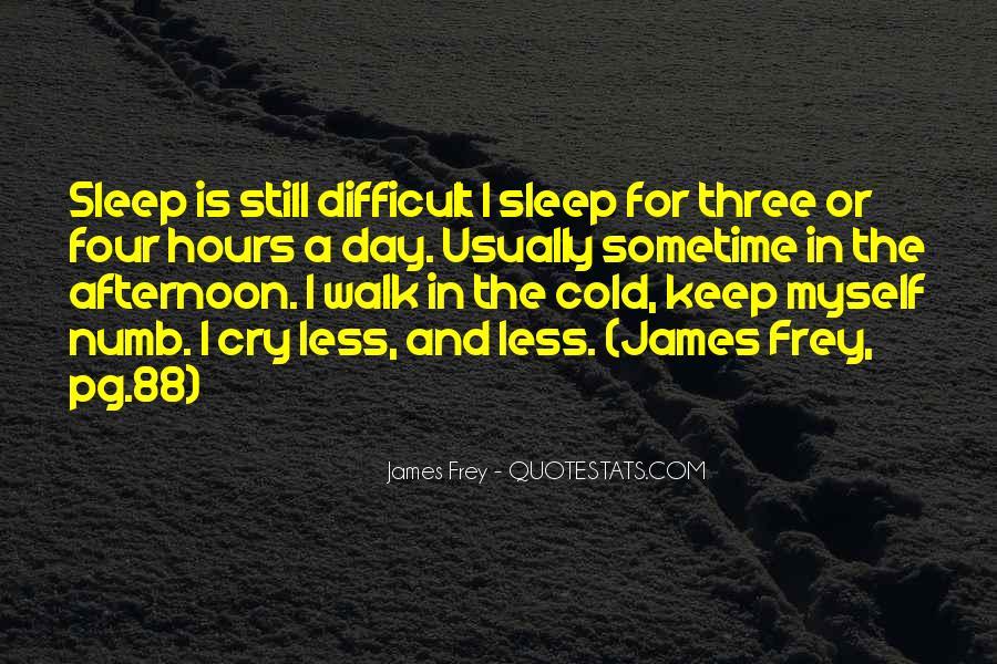 I'm Numb Quotes #309967