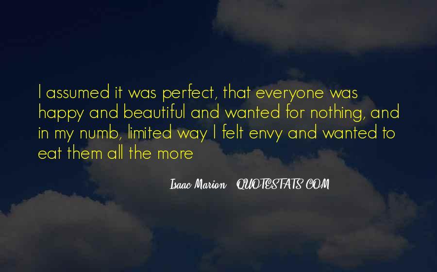 I'm Numb Quotes #32881