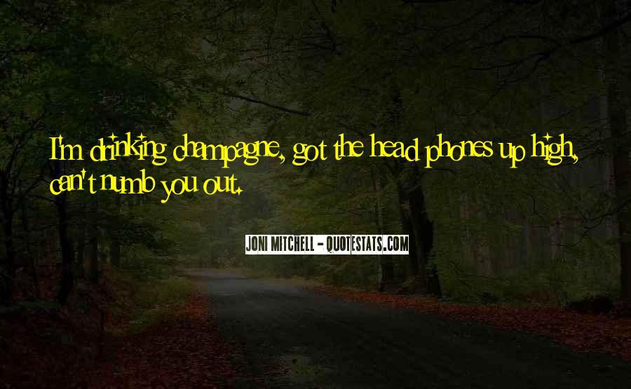 I'm Numb Quotes #357815