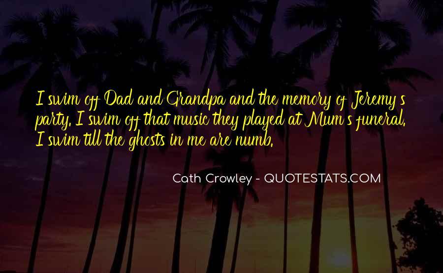 I'm Numb Quotes #475599