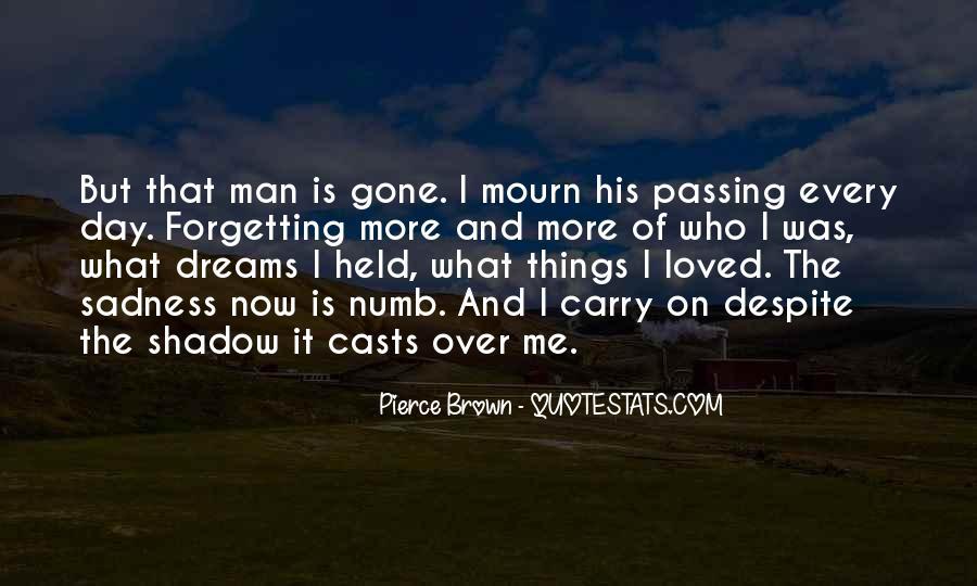 I'm Numb Quotes #487574