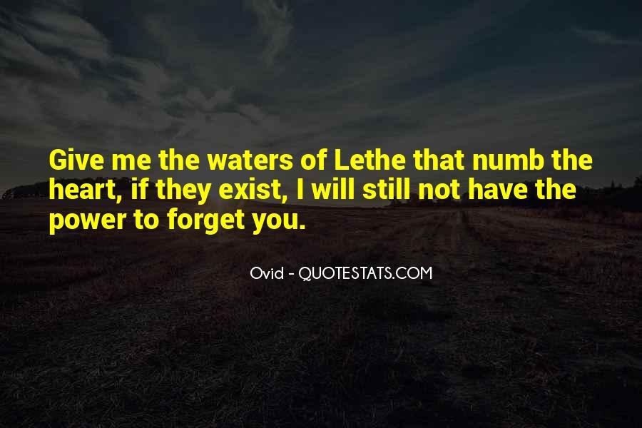 I'm Numb Quotes #530577