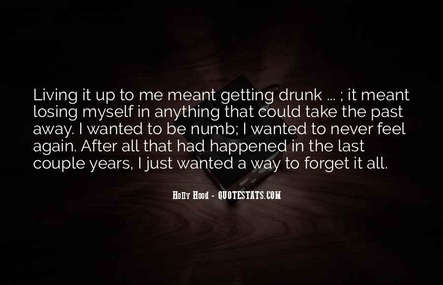 I'm Numb Quotes #715850