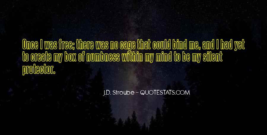 I'm Numb Quotes #791523