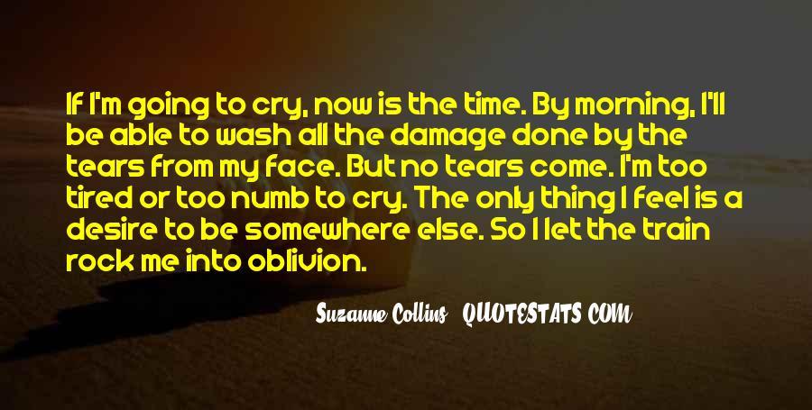 I'm Numb Quotes #864367