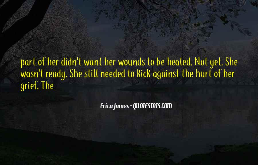 I'm Ready To Get Hurt Quotes #1563313