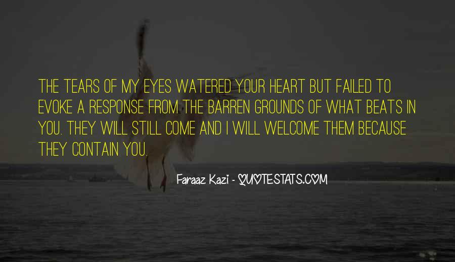 I'm Sad Because Of You Quotes #1116942