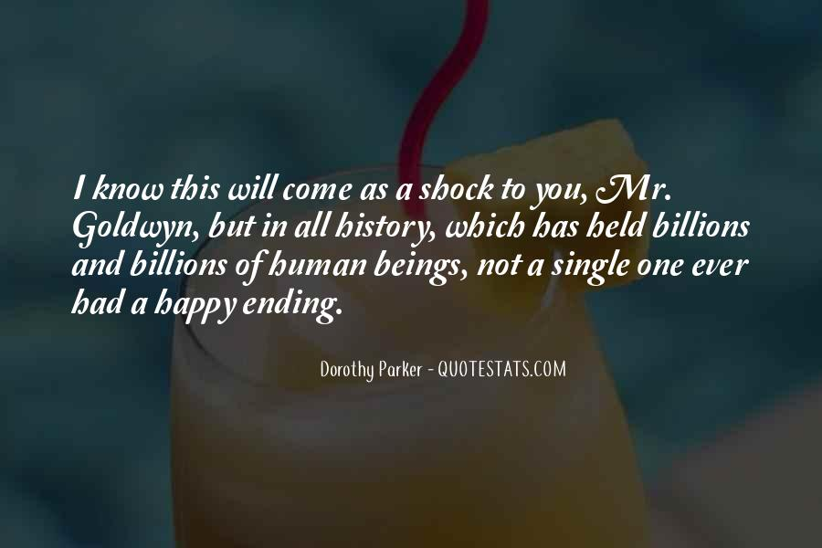 I'm Single And Very Happy Quotes #475671