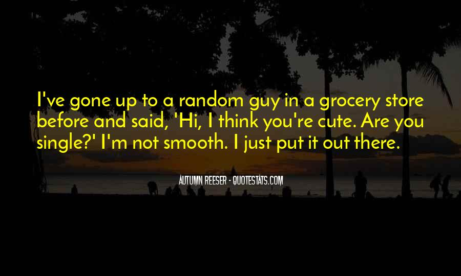 I'm Smooth Quotes #1125010