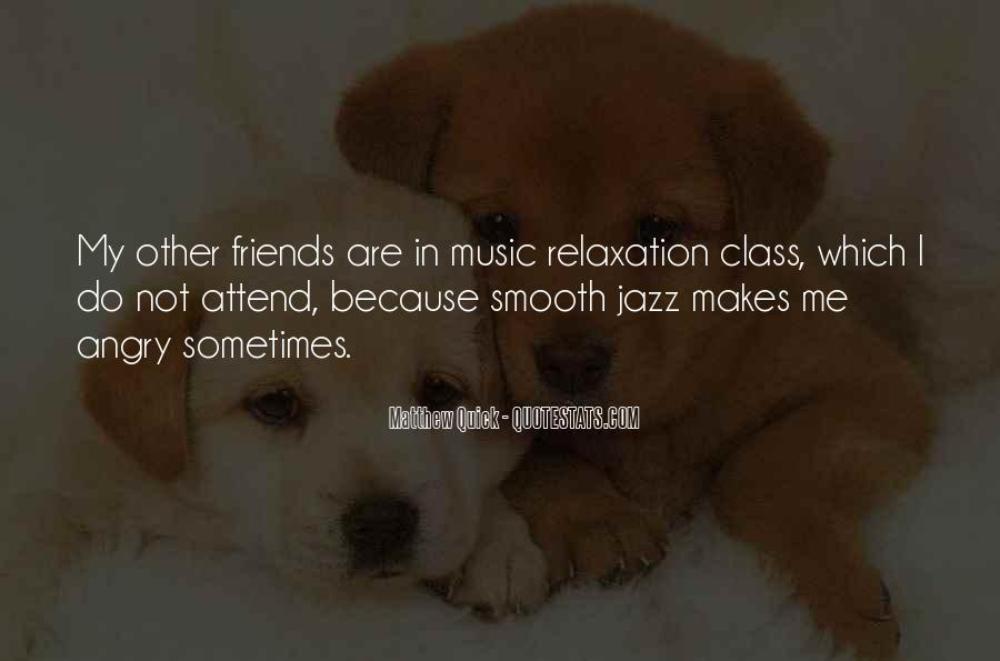 I'm Smooth Quotes #470027