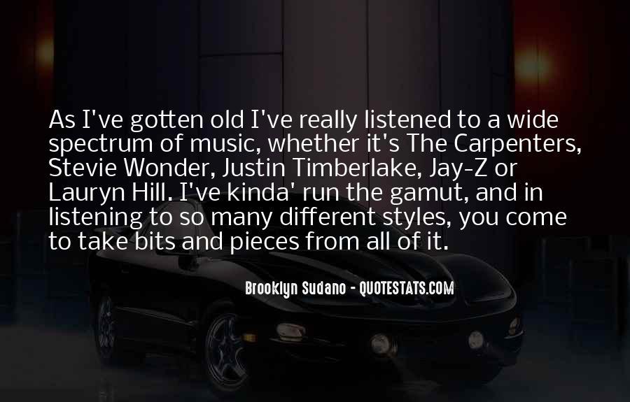 I'm So Brooklyn Quotes #1380319