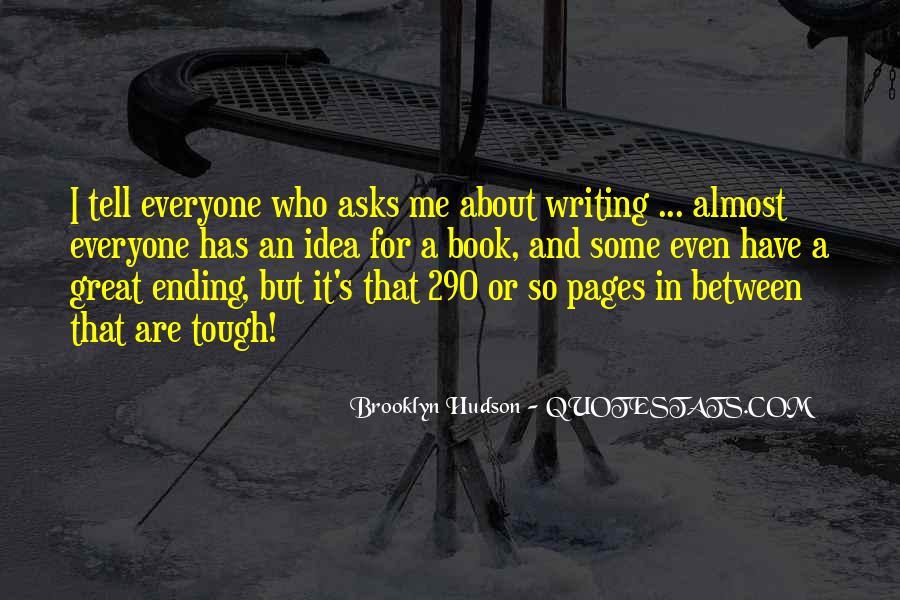 I'm So Brooklyn Quotes #1453764