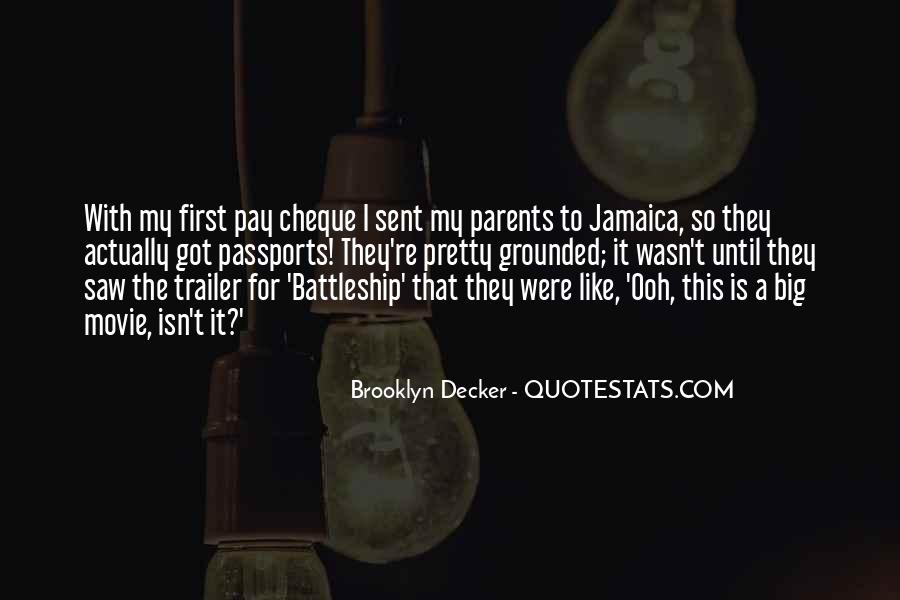 I'm So Brooklyn Quotes #1749325
