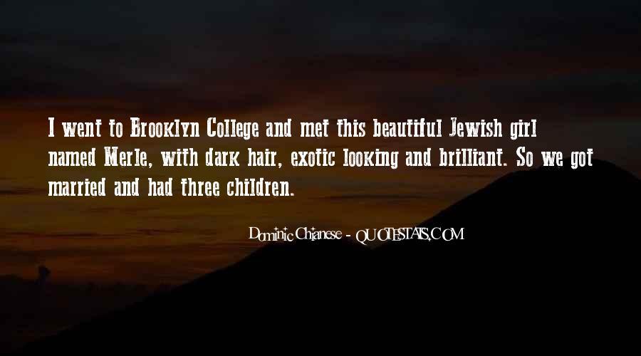I'm So Brooklyn Quotes #481383