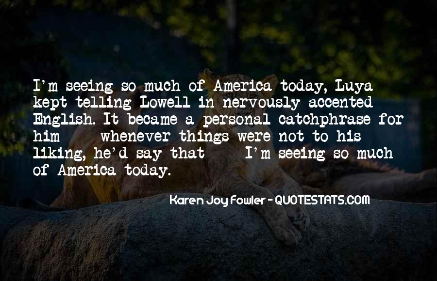 I'm So Sad Today Quotes #261884