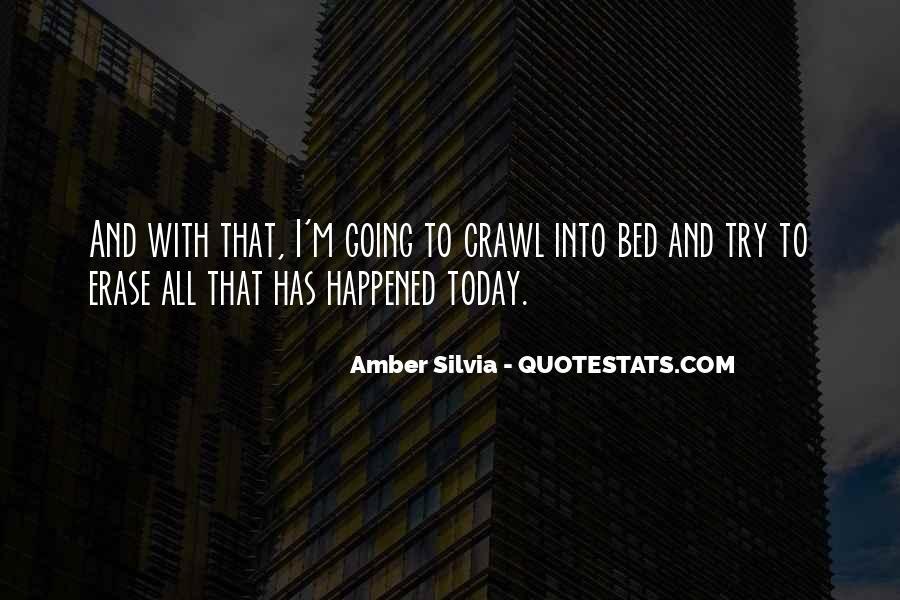 I'm So Sad Today Quotes #755290