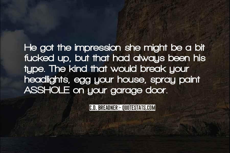 I'm Sorry Break Up Quotes #2753