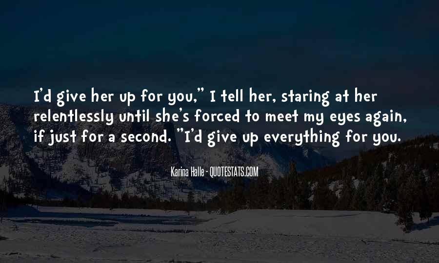 I'm Staring At You Quotes #639887