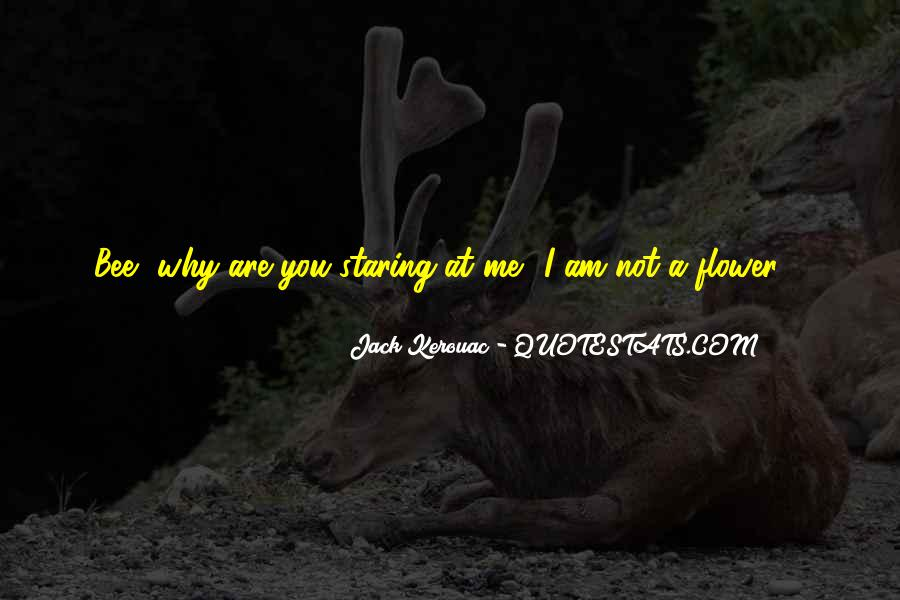 I'm Staring At You Quotes #641192