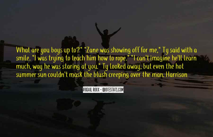 I'm Staring At You Quotes #690302
