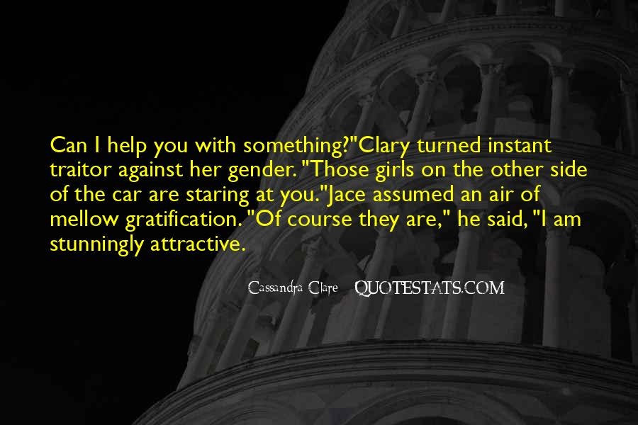 I'm Staring At You Quotes #77748