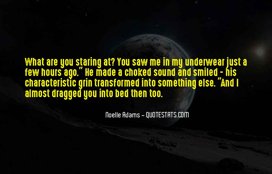 I'm Staring At You Quotes #994606