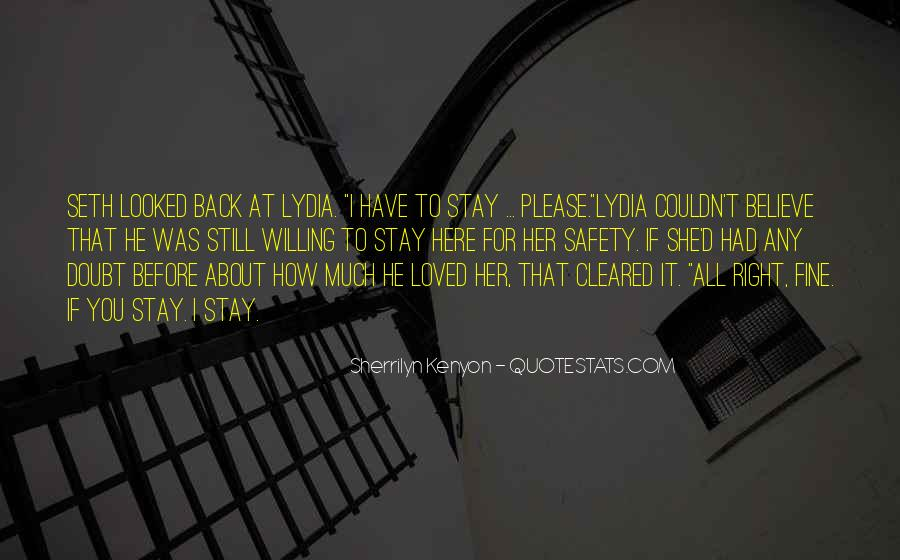 I'm Still Here For You Quotes #1031136