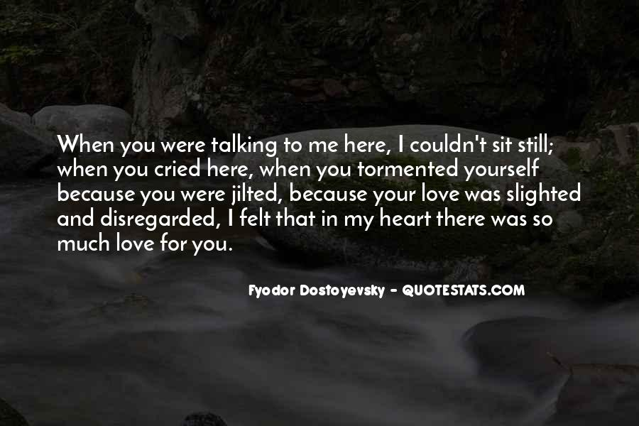 I'm Still Here For You Quotes #1696611