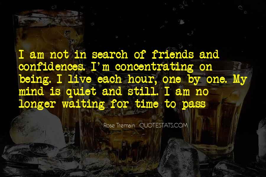 I'm Still Waiting Quotes #1170115