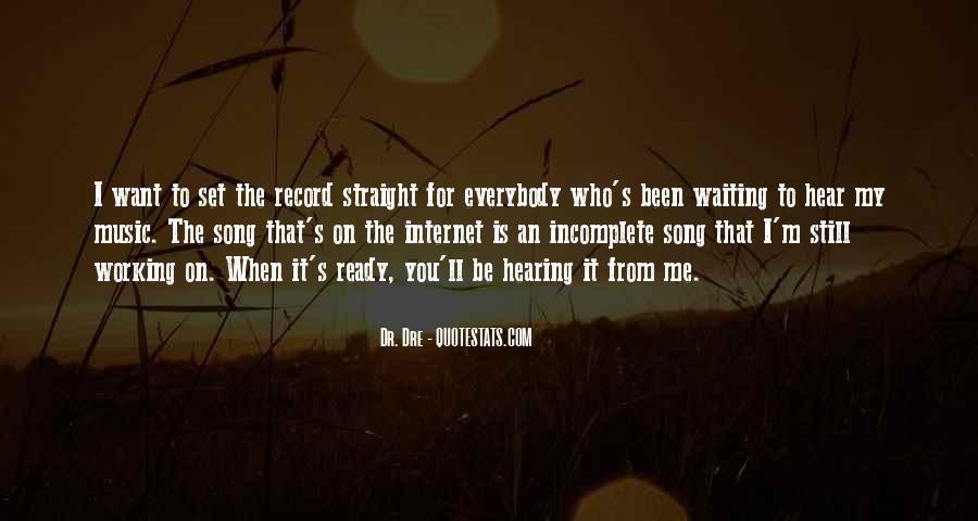 I'm Still Waiting Quotes #1319260