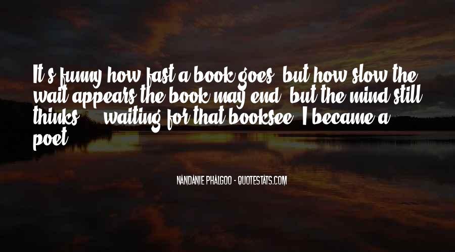 I'm Still Waiting Quotes #337892