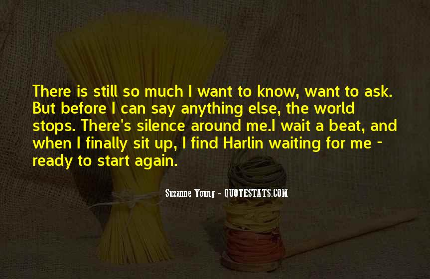 I'm Still Waiting Quotes #904591