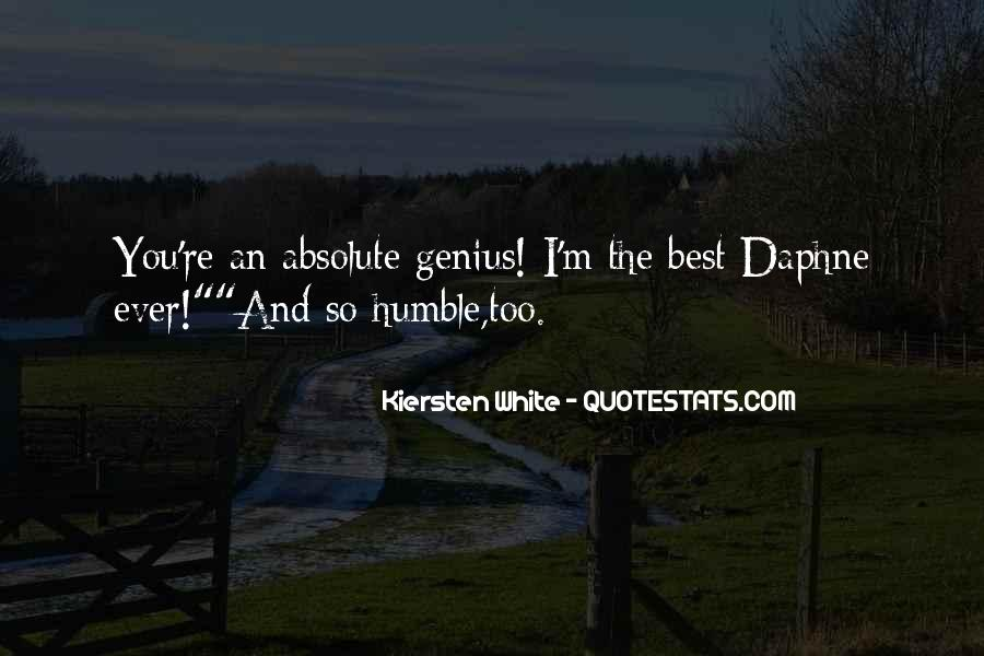 I'm The Best Quotes #56468