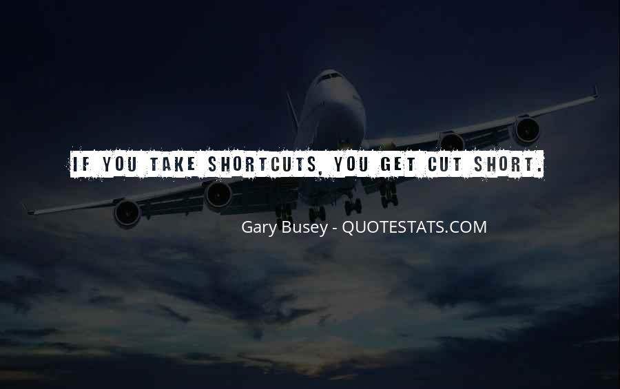 I'm With Busey Quotes #376815