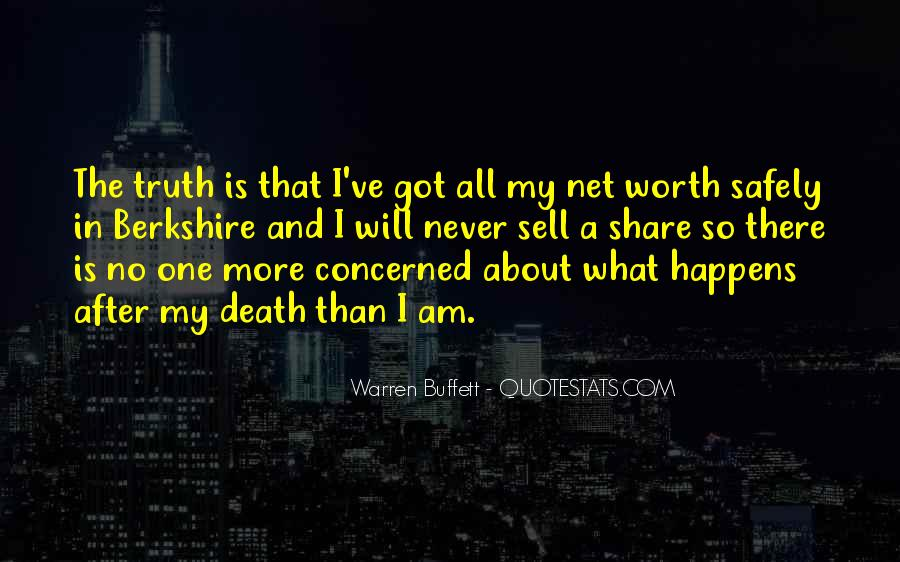 I'm Worth So Much More Quotes #3673