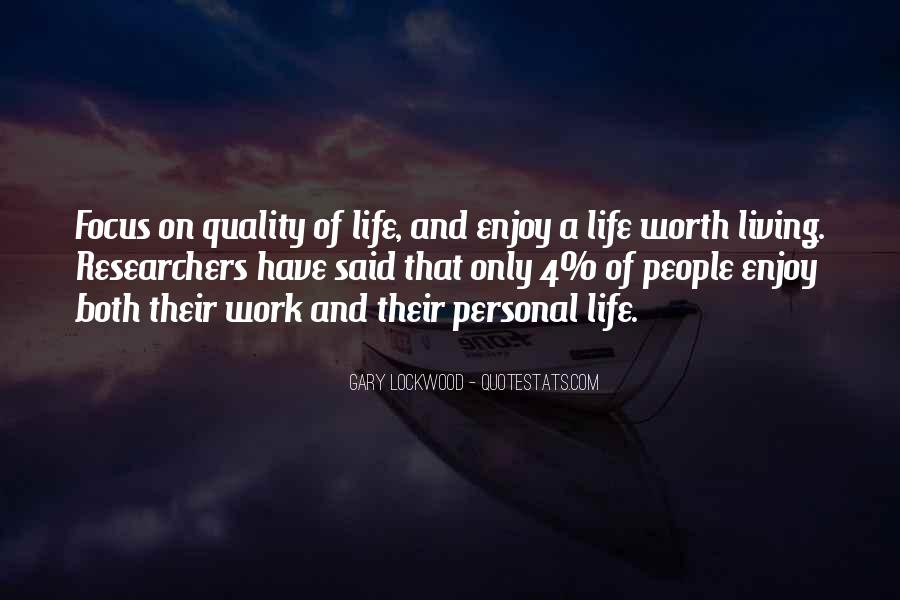 I'm Worth So Much More Quotes #8386