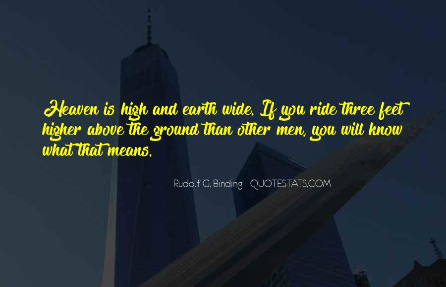 I'ma Ride For Him Quotes #3205