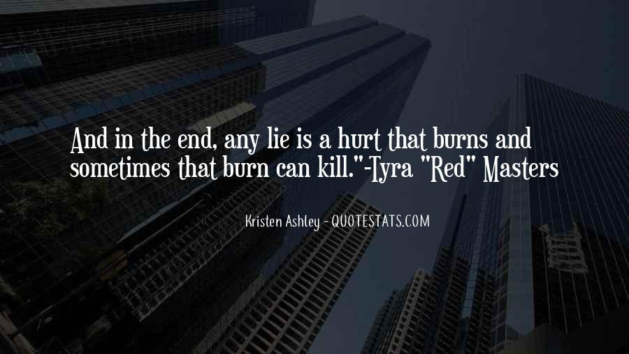 I've Been Hurt So Much Quotes #17284