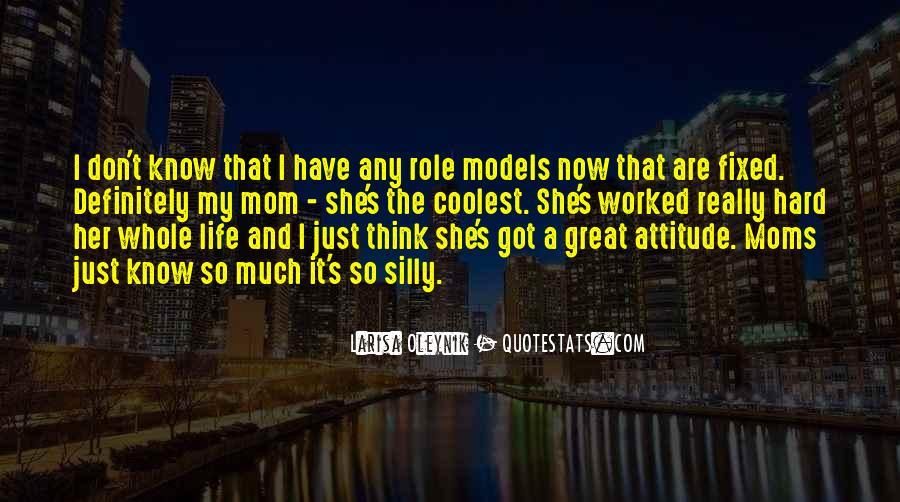 I've Got Attitude Quotes #1094495