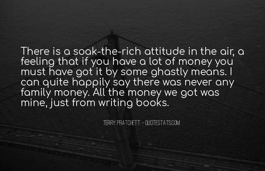 I've Got Attitude Quotes #1198428