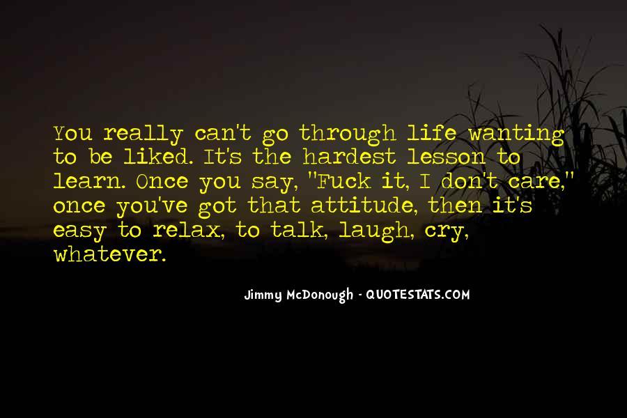 I've Got Attitude Quotes #120883