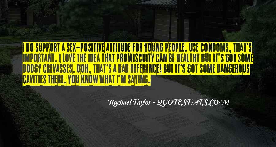 I've Got Attitude Quotes #1396825