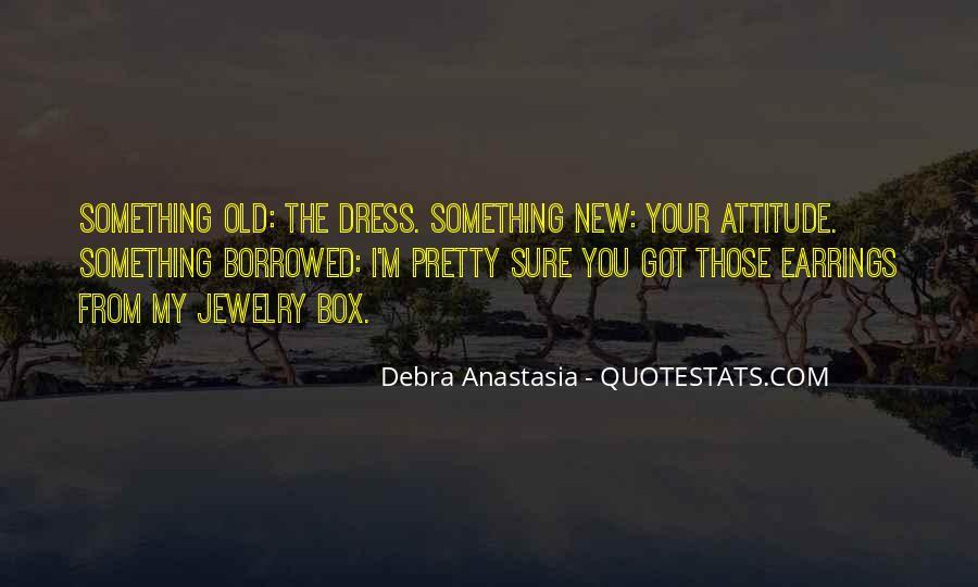 I've Got Attitude Quotes #1642745