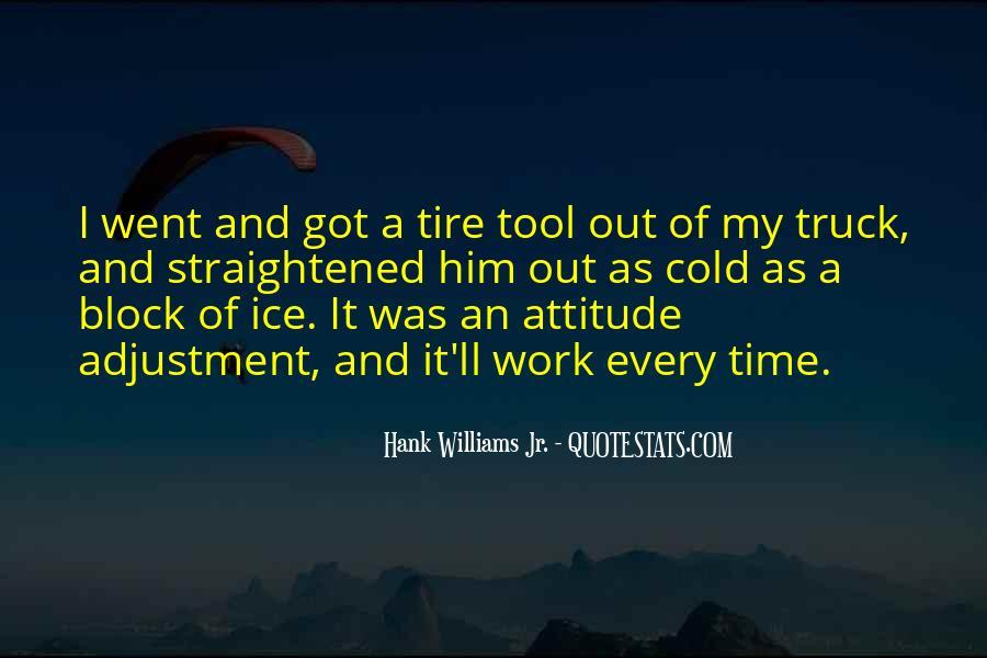 I've Got Attitude Quotes #186933